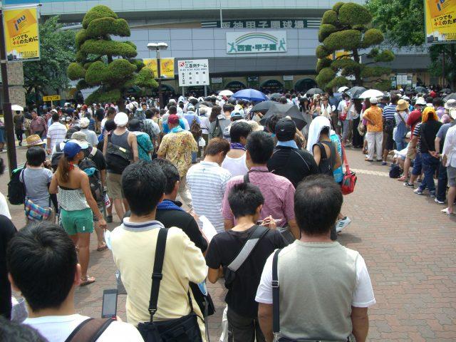 2011年夏 智弁学園vs横浜高校