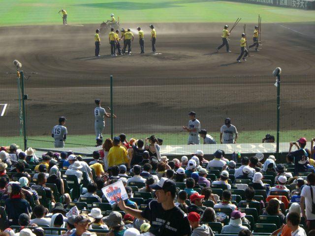 2011年夏 智弁学園vs横浜高校 乙坂智