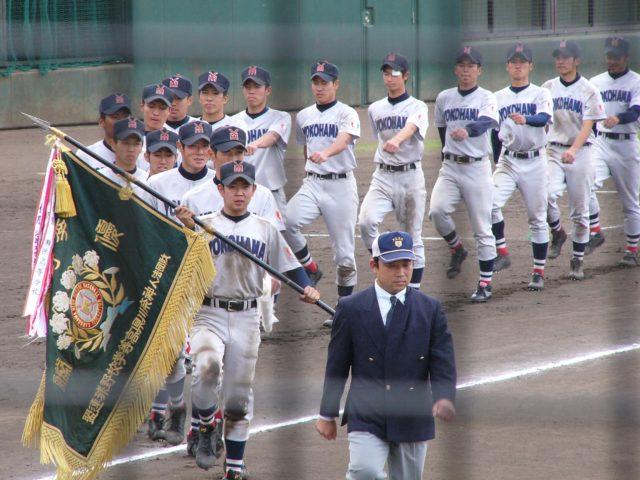 横浜高校野球部(2004年春)
